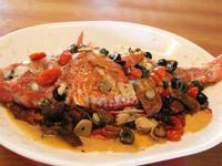 義式水煮魚(Acqua Pazza)