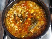 (韓式) 嫩豆腐鍋 순두부찌개