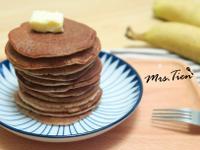 香蕉鬆餅_只要一根香蕉兩顆蛋~超簡單!!
