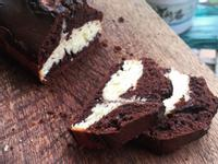 可可雙色磅蛋糕(減糖減油版)