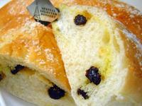 蛋黃奶香葡萄麵包(統一麥典實作工坊)