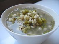 快煮綠豆薏仁湯
