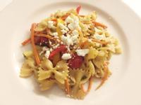 健康素食料理 - 蔬菜義大利麵