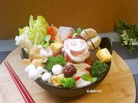 日式昆布柴魚養生鍋