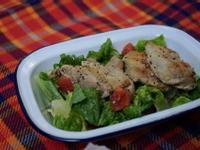 芥末子檸檬烤雞沙拉(適野餐)