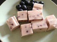 紫米紅豆雪花糕
