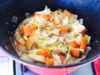 简单营养包菜料理
