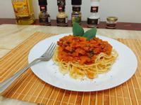 鮮茄肉醬意粉(1人份量)