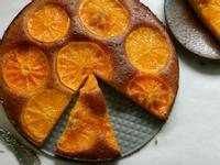 酸酸甜甜柑橘蛋糕