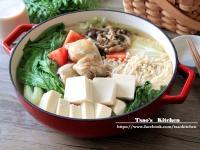 水炊雞肉野菜鍋【全聯火鍋祭】