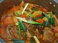 ✦懶人食譜✦韓式辣炒雞湯