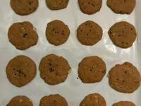 黑芝麻咖啡餅乾(全素)