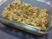 ❤甜點料理❤簡單香甜奶酥蘋果批
