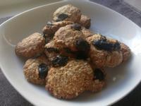❤低油料理❤葡萄燕麥餅乾好吃好消化