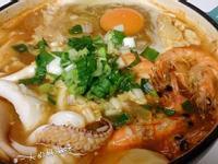 韓式海鮮豆腐鍋