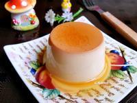 蒸烤焦糖雞蛋布丁
