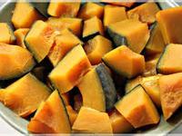 素菜-焗日本南瓜