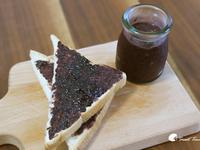 藍莓巧克力抹醬
