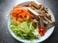 echo~醬炒芹菜豆乾