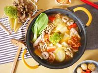 韓式泡菜豆腐鍋【大同複合料理無水鍋】