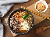 韓式泡菜燒肉麵