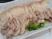 Q甜美味薄切白肉(三層肉)