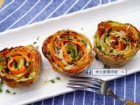 起司豚肉蔬菜卷