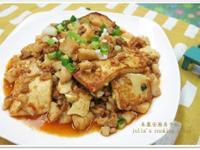 [魚香醬汁鯛魚燒豆腐]超下飯家常菜
