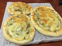 燻雞 奶焗 總匯海鮮 Pizza