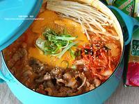韓式泡菜起司粥