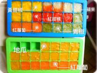 1123副食品 青椒地瓜 內有做法