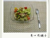 有心食譜:鴨菲力蔬果佐蘋果醇沙拉