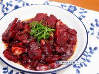 《紅麴醬燒豬排》