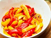 油漬烤甜椒
