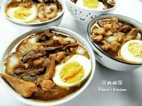 雞肉燥碗粿
