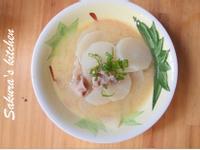 ♥我的手作料理♥ 蘿蔔味噌湯