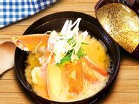 「安永鮮物」北海道松葉蟹肉味噌湯