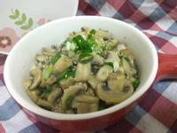 十分鐘上菜─奶油蒜香蘑菇