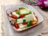 番茄豆腐乳大頭菜