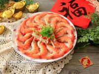 清蒸大蝦迎春福【全聯24節氣料理】