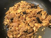 蘑菇培根蛋炒飯