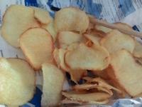 香脆炸芽菇