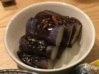 蒜泥油膏(燙茄子)
