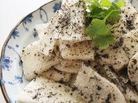 【厚生廚房】涼拌芝麻豆薯