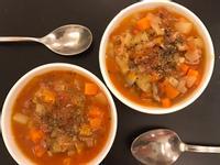 義式番茄湯(黃俊推薦)