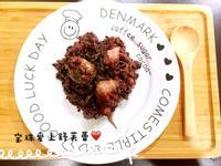 電鍋也可以做燉飯(雞肉菇菇燉飯)