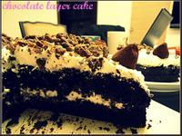大碗公巧克力蛋糕- 全部混在一起就對了!