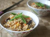 懶人料理之日式五目炊飯