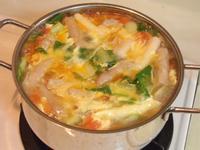 桂冠火鍋餃蕃茄蛋花湯