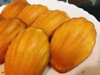 甜橙香瑪德蓮